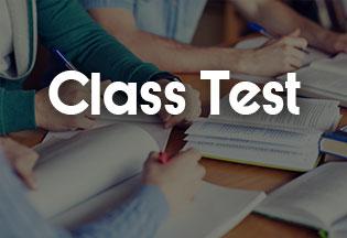 Class-test-1